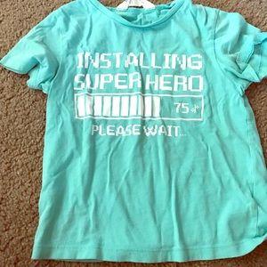 2-4y H&M shirt